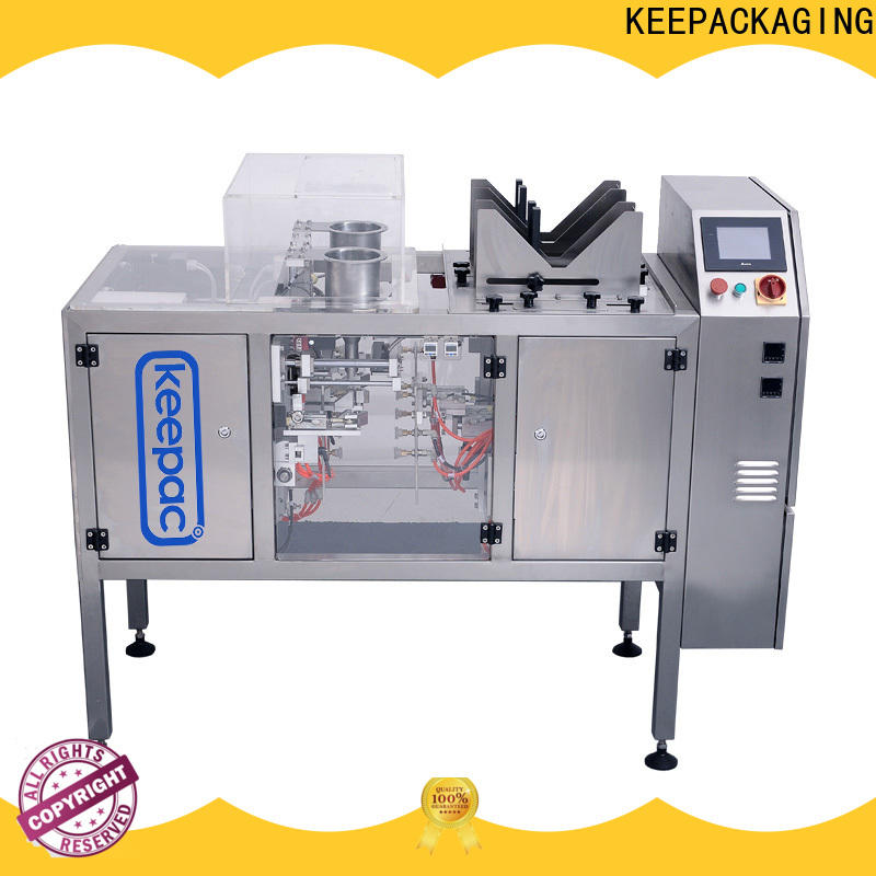 Keepac Best doypack machine manufacturers for beverage