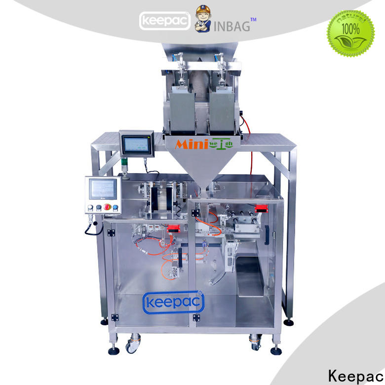 Keepac linear powder packing machine Suppliers for food