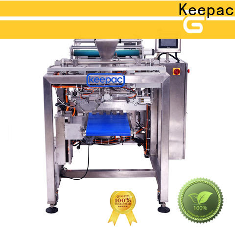 Keepac Top air fill packaging machine for business for food