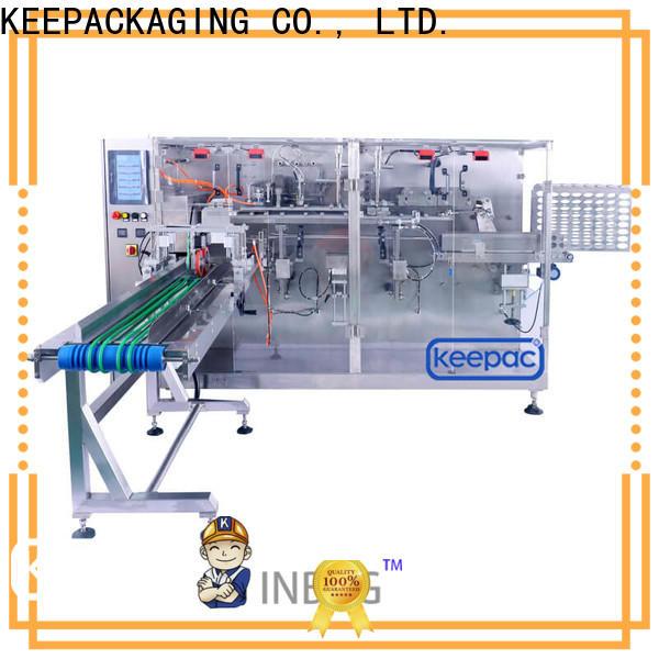 Keepac High-quality horizontal packing machine Supply for food