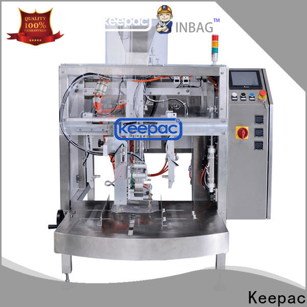 Custom chips packaging machine multi bag format Supply for pre-openned zipper pouch