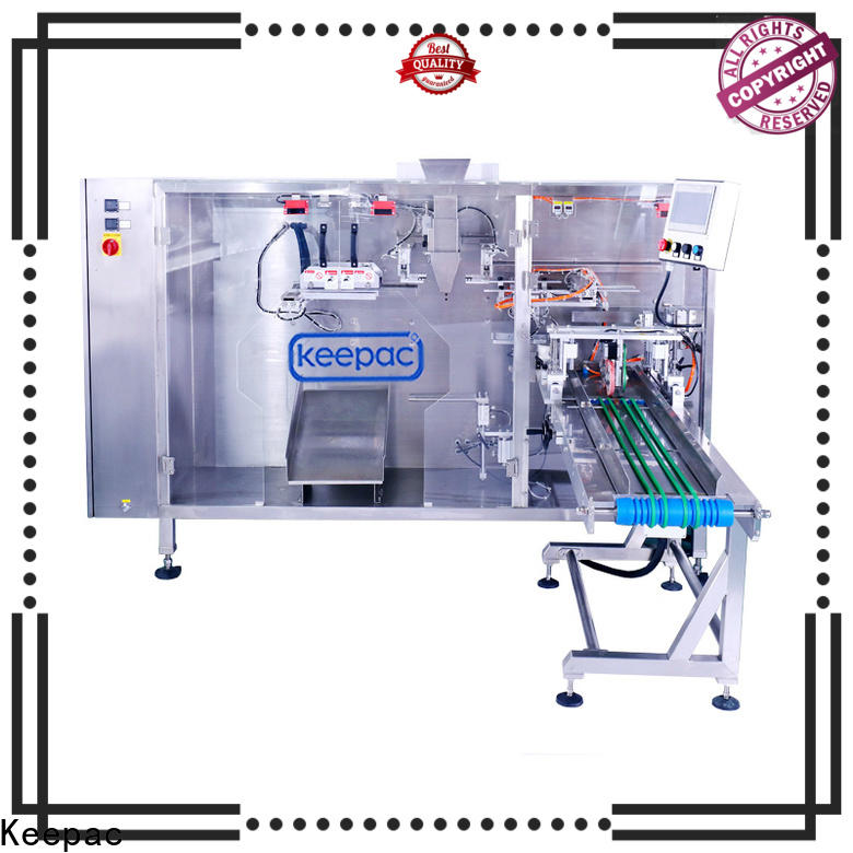 Keepac Best plastic pouch packing machine Suppliers for standup bag