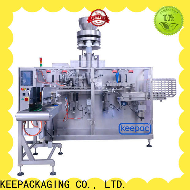 Keepac Top industrial packaging machines manufacturers for commodity