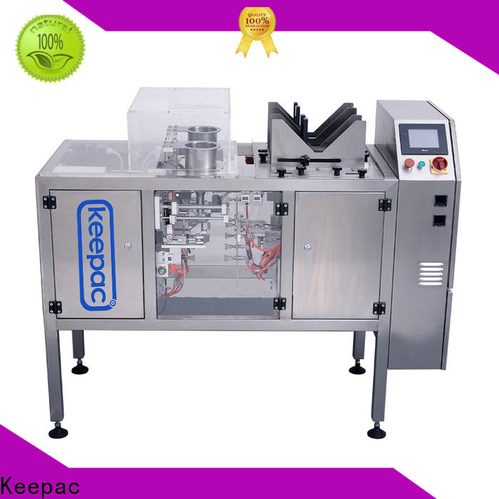 Latest doypack machine multi bag format factory for food