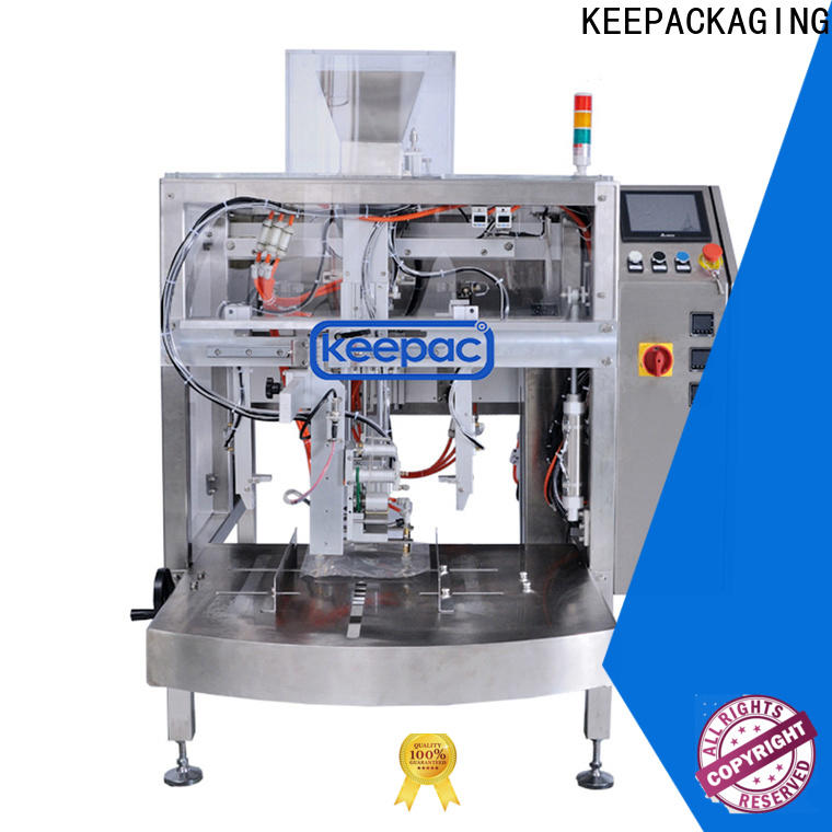 Keepac New small food packaging machine manufacturers for food
