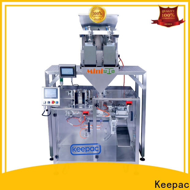 Best form fill seal machine linear factory for standup pouch