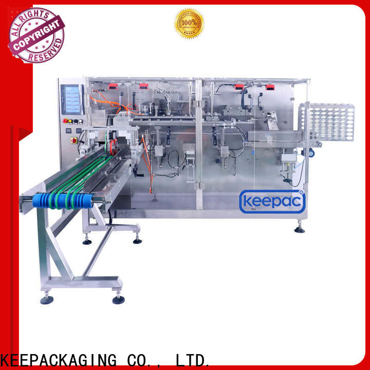 Keepac High-quality horizontal packaging machine for business for commodity