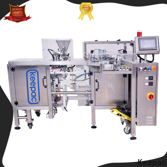 High-quality grain packing machine multi bag format for business for food