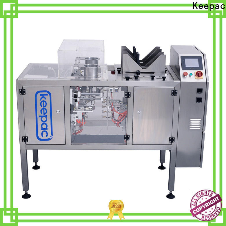 Latest mini doypack machine mini for business for food