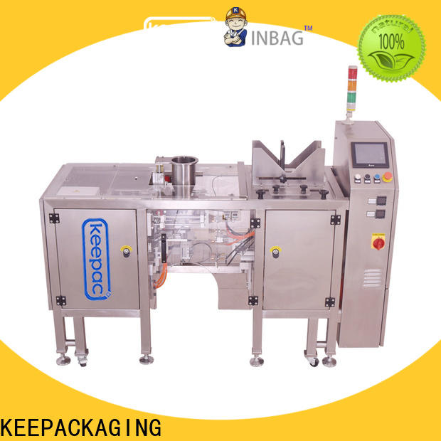 Custom snack food packaging machine multi bag format manufacturers for beverage