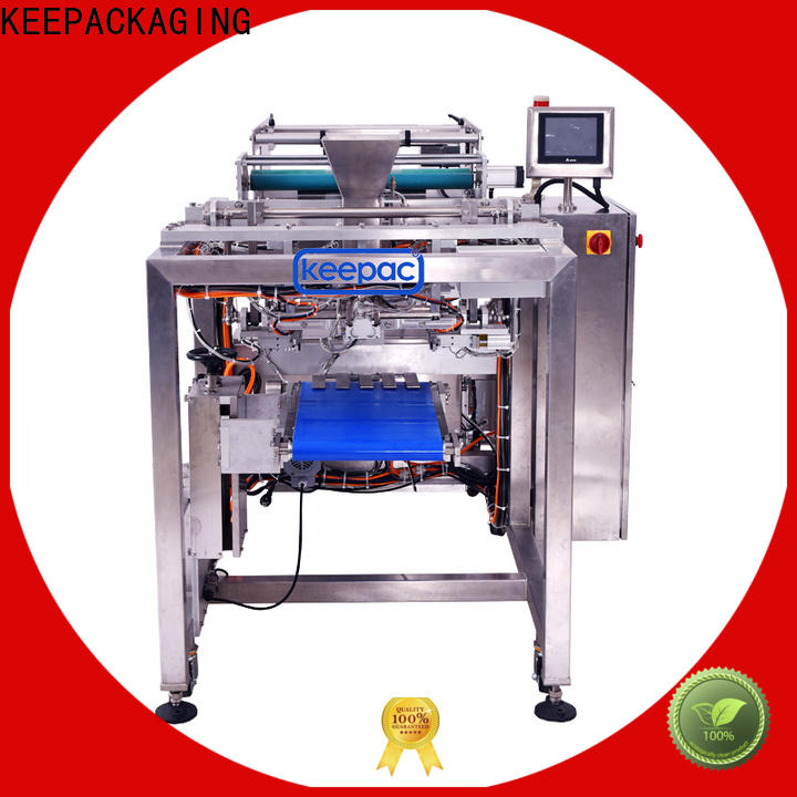 Wholesale vertical form fill and seal packaging machines easy running for business for zipper bag