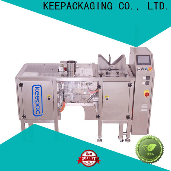 Keepac mini doypack machine Suppliers for food