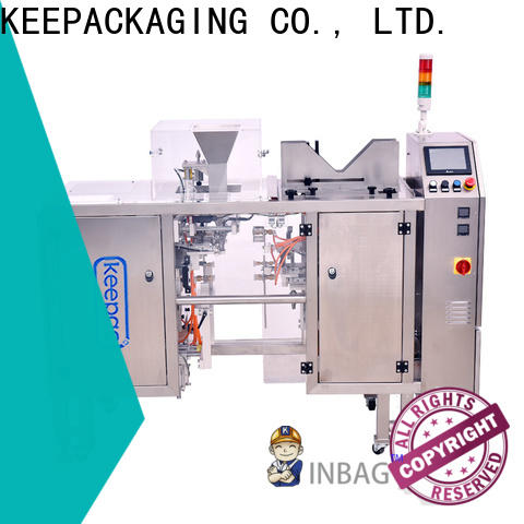 Top snack food packaging machine quick release for business for food