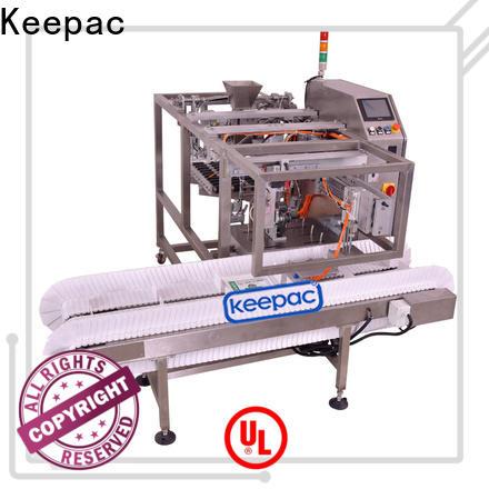 Keepac mini doypack machine factory for beverage