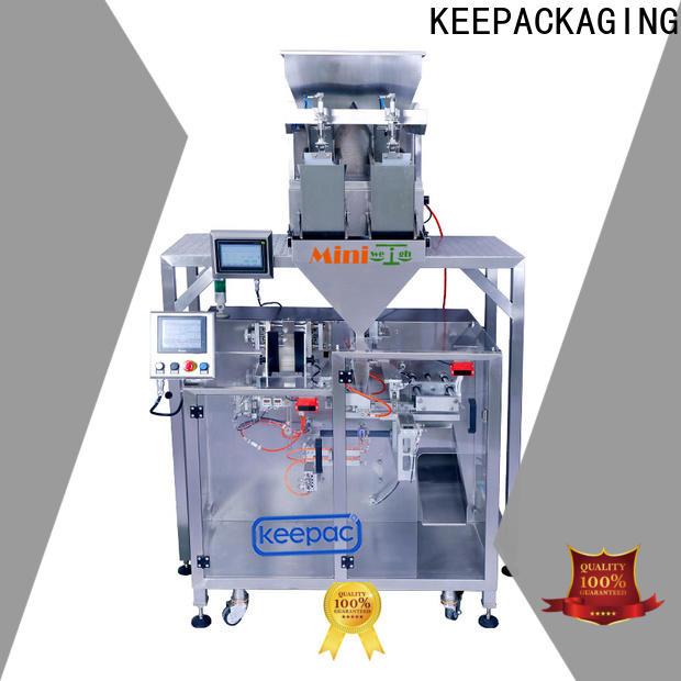Keepac duplex powder packing machine Suppliers for food