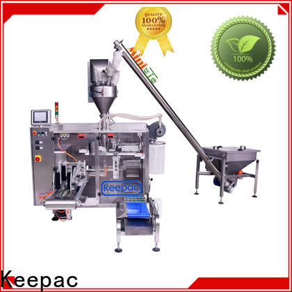 Best powder pouch packing machine 8 inches for business for food