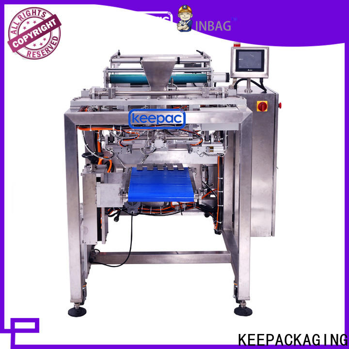 Keepac High-quality covers packing machine for business for food