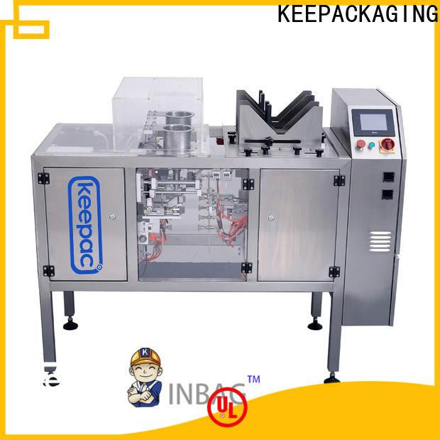 Keepac New mini doypack machine company for beverage