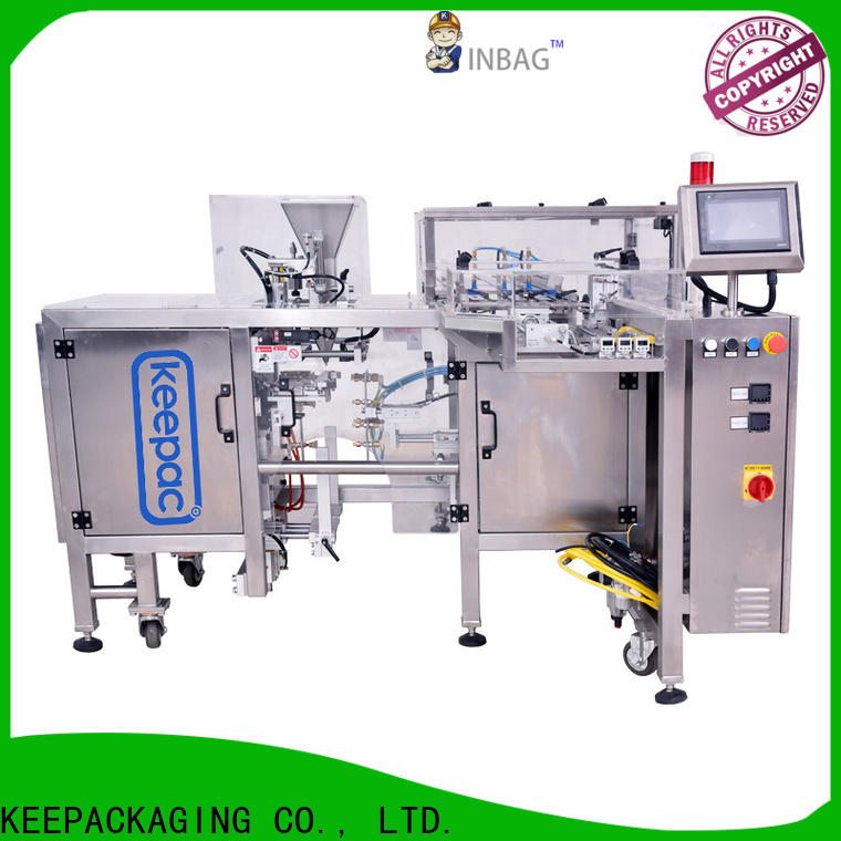Keepac New grain packing machine Suppliers for beverage