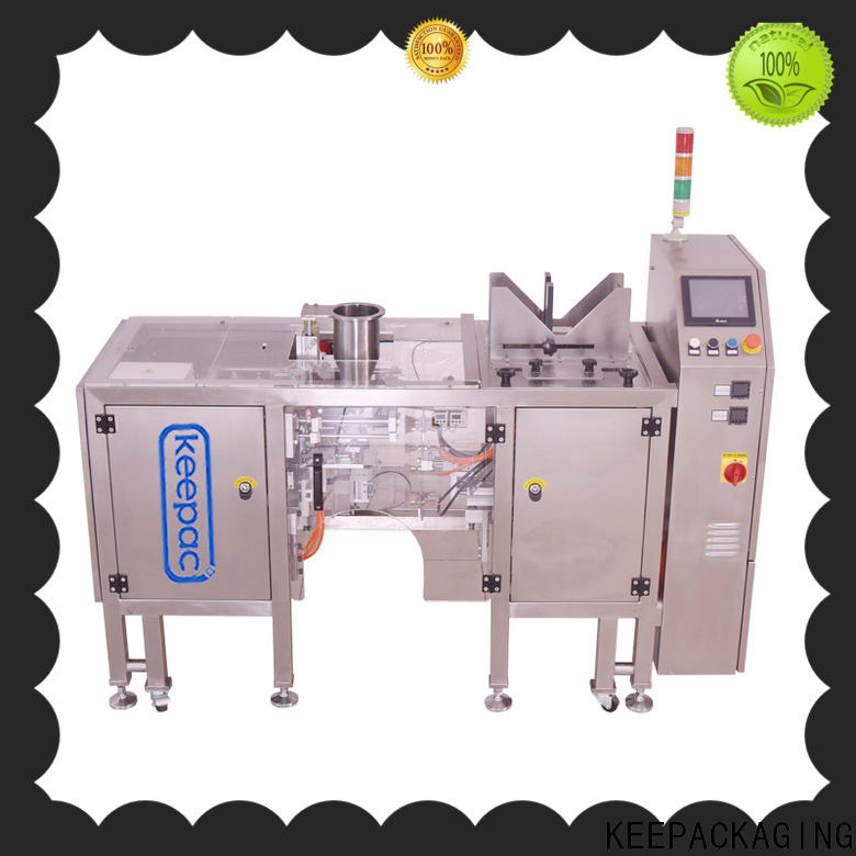Best snack food packaging machine multi bag format manufacturers for food