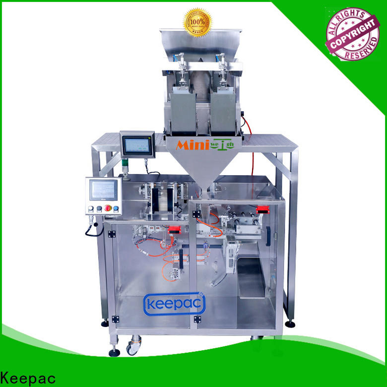 High-quality pick fill seal machine linear Supply for standup pouch