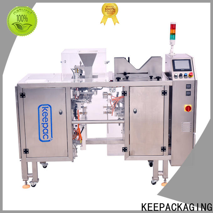 High-quality snack food packaging machine multi bag format manufacturers for food