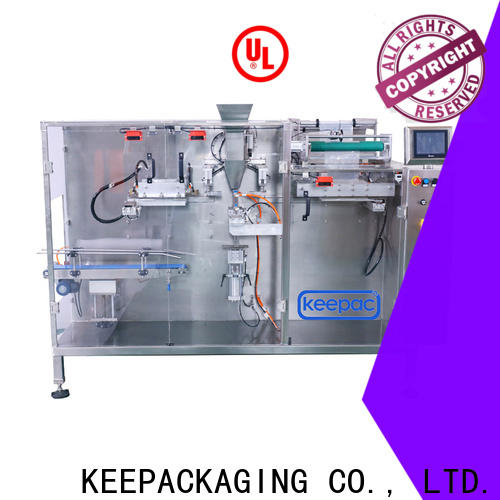 Keepac multi bag format industrial packing machine manufacturers for beverage