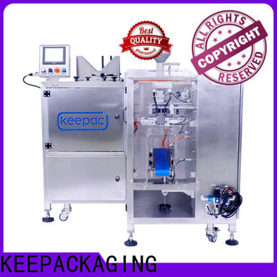 New snack food packaging machine quick release Supply for food
