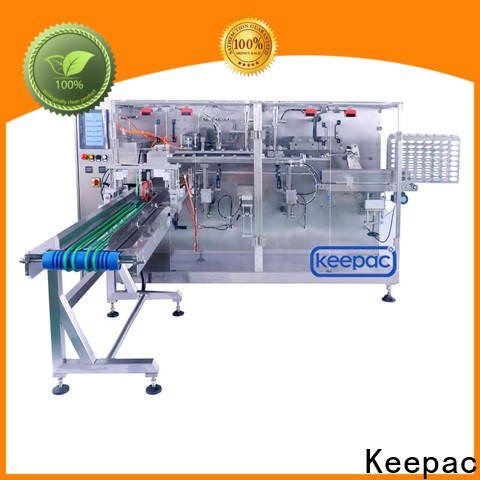 Keepac cup automatic tea packing machine factory for beverage