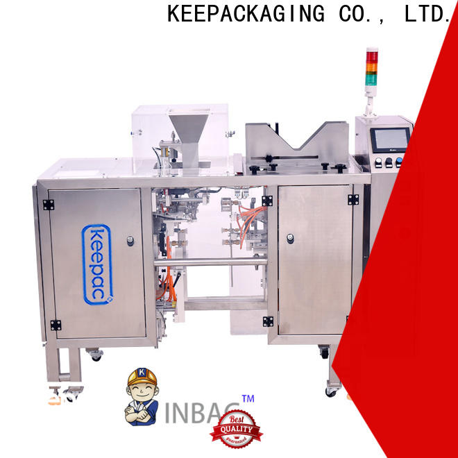 Keepac quick release grain packing machine factory for beverage