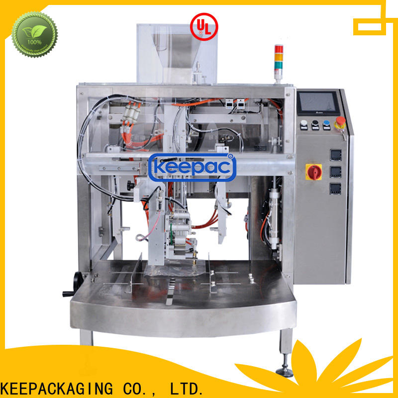 Keepac Latest mini doypack machine manufacturers for beverage