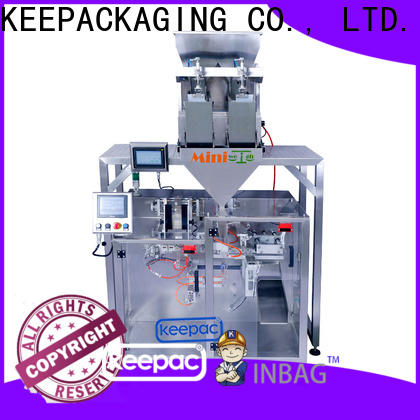 Keepac Custom form fill seal machine manufacturers for food