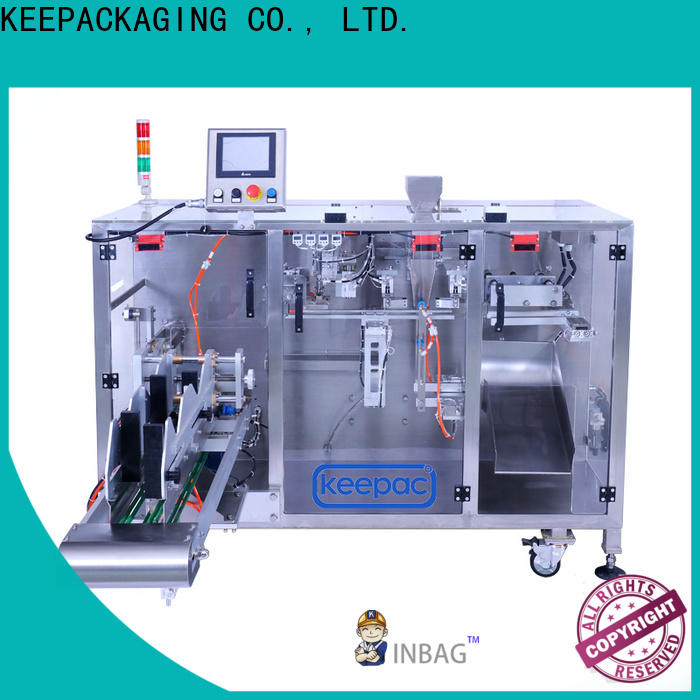 Keepac 8 inches form fill seal machine manufacturers for food