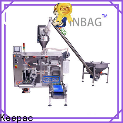 Keepac Custom powder pouch packing machine company for standup pouch