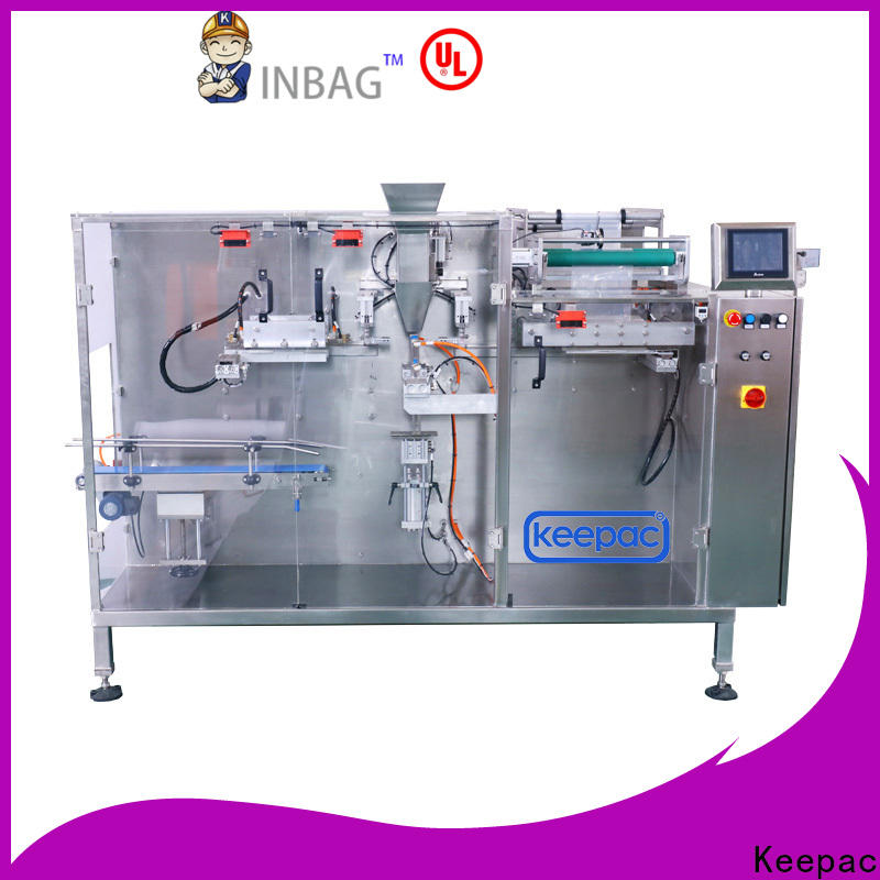Keepac easy adjustable automatic tea packing machine for business for commodity