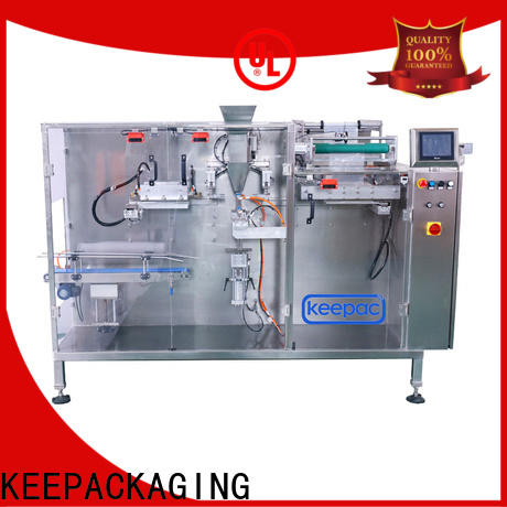 Keepac spout dry food packing machine for business for food