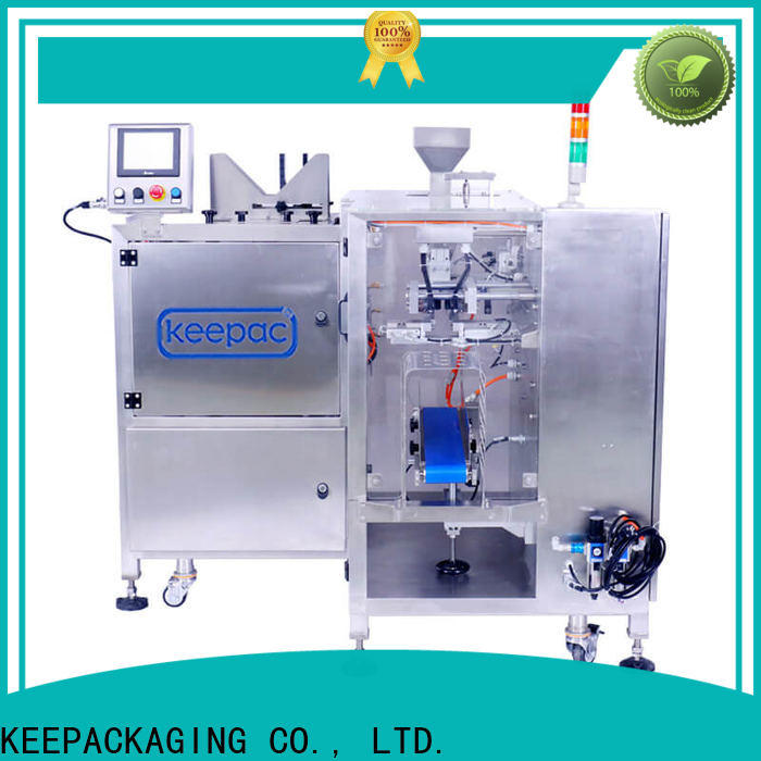 Keepac Latest mini doypack machine for business for food