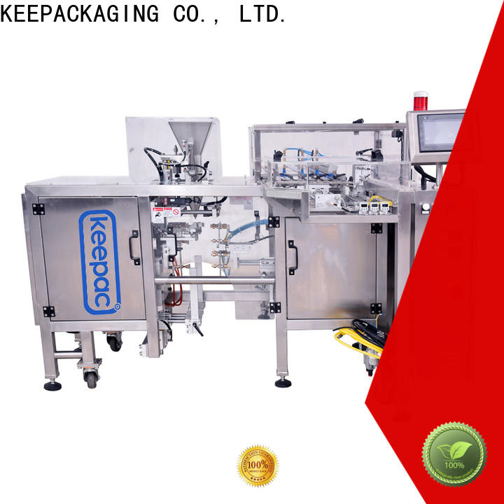 Keepac Latest small food packaging machine company for beverage