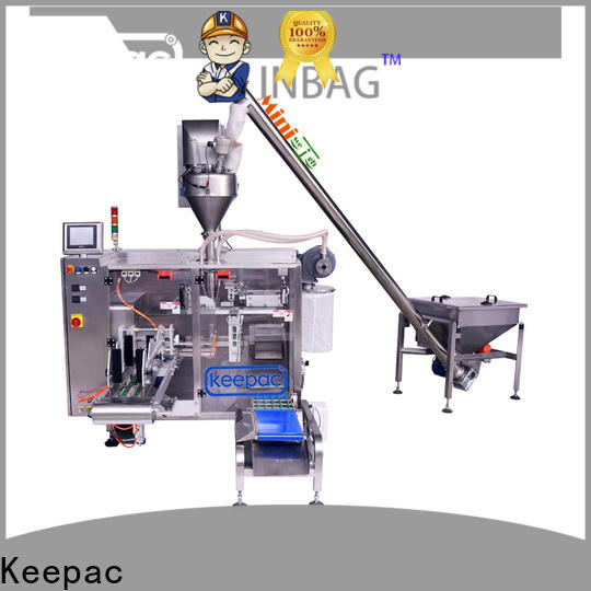 Keepac Wholesale automatic powder packing machine for business for standup pouch