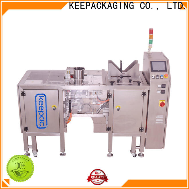 Keepac mini grain packing machine for business for food