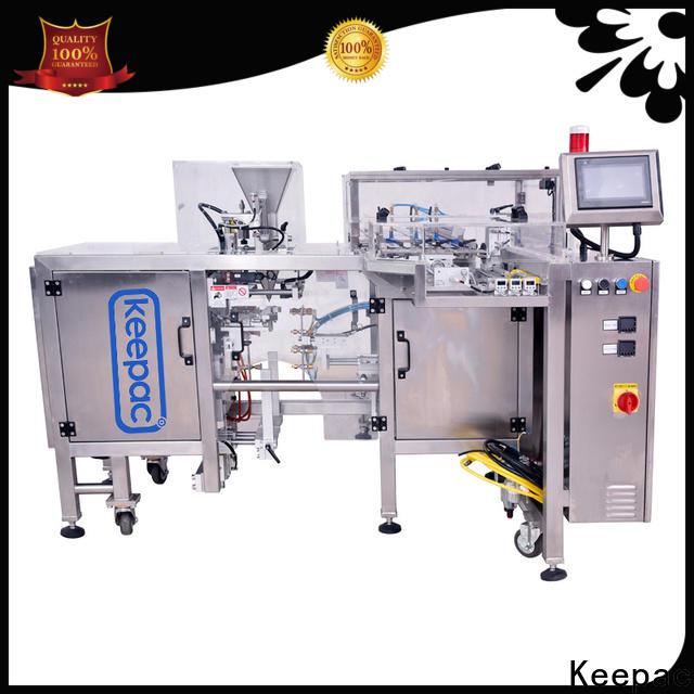 Keepac mini grain packing machine Supply for beverage