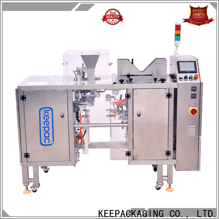Keepac New chips packaging machine manufacturers for food