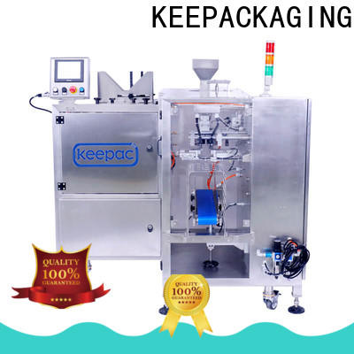Keepac Best snack food packaging machine manufacturers for pre-openned zipper pouch