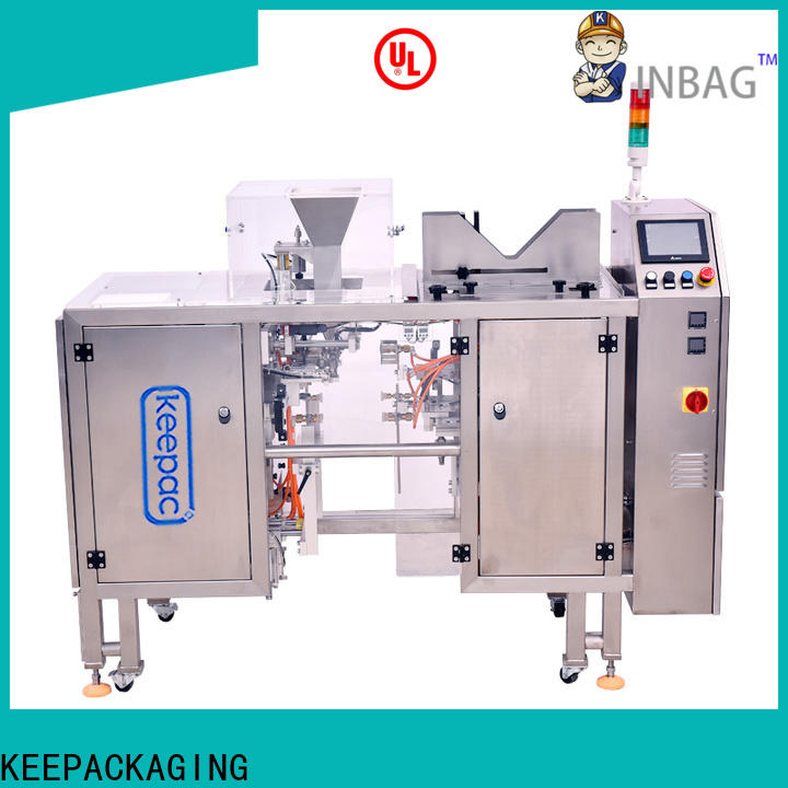 Keepac multi bag format snack food packaging machine manufacturers for beverage
