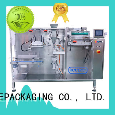 Keepac safe industrial packaging machines supplier for food