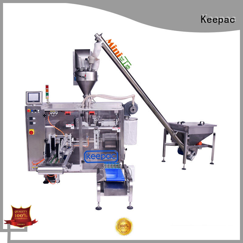 Keepac Best horizontal form fill seal machine manufacturers for food