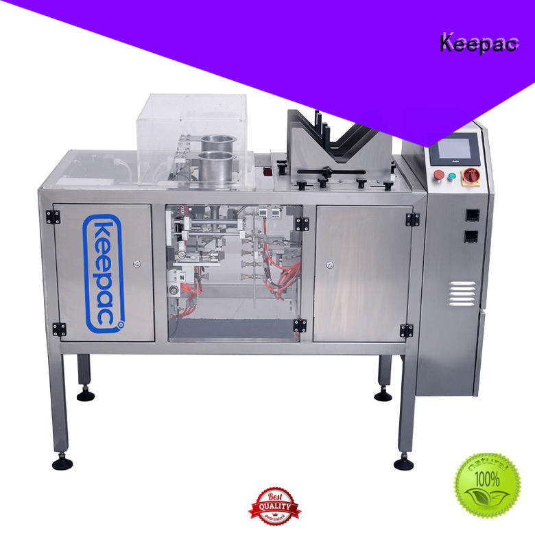 Custom food packaging machine quick release Suppliers for pre-openned zipper pouch