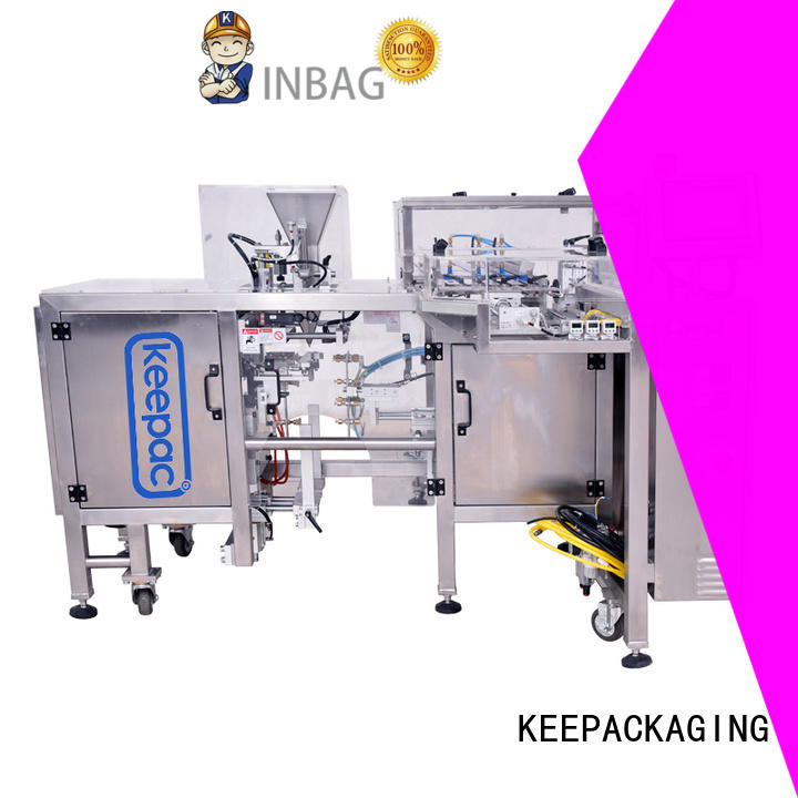 good price candy packaging machine wholesale for beverage Keepac
