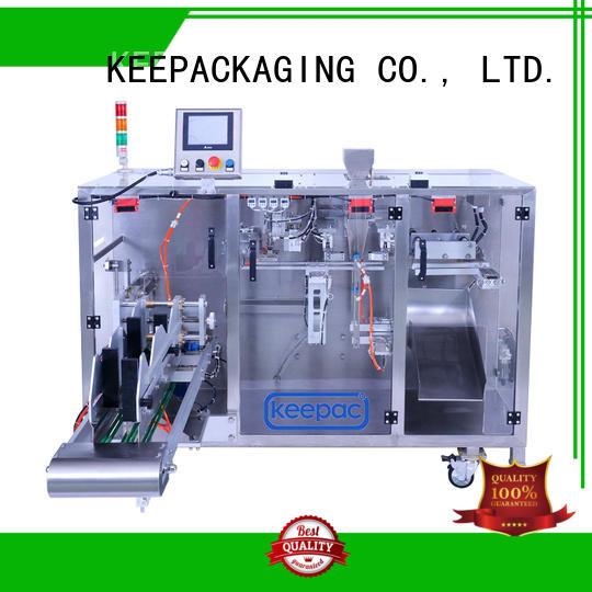 filler fully mini Keepac Brand seal packing machine supplier