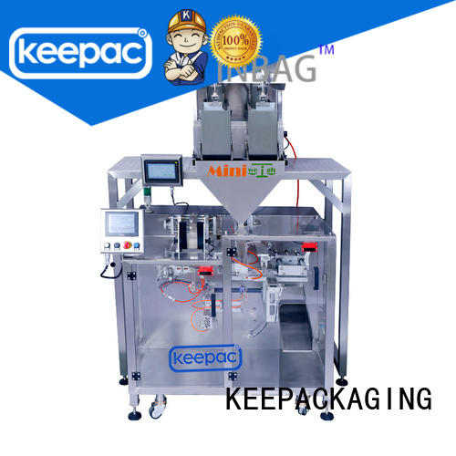 efficient horizontal form fill seal machine duplex supplier for standup pouch